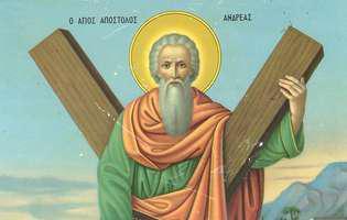 Sfântul Andrei ne ocrotește țara