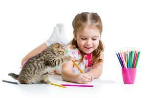 Cum ajută un animal de companie în educația copilului