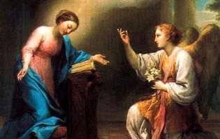 Zămislirea Sfintei Fecioare
