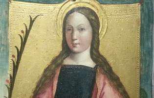 Sfânta Lucia îți protejează vederea