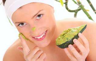 Avocado pentru piele şi păr