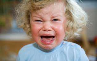 Cum potolești crizele de nervi ale copilului