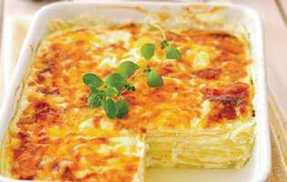 Lasagna de dovlecei