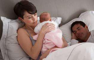 Nașterea te face s-o iei razna?