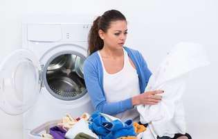 Soluții simple pentru petele de pe haine