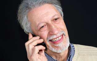 Telefonul Vârstnicului, de ajutor pentru seniorii României