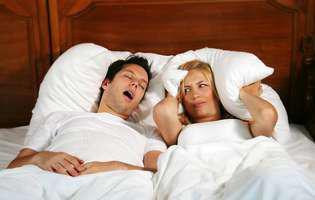 Scăpa definitiv de sforăit, pentru un somn liniștit