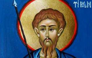 Sfântul Teodor Tiron ne ferește de păcat