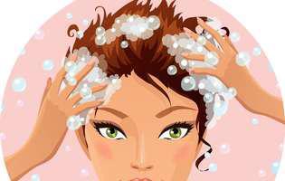 Ce greşeli faci când te speli pe păr?