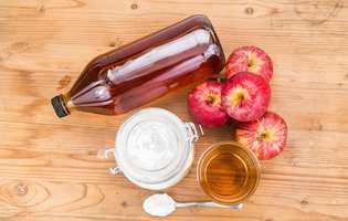 Noua dietă cu oțet de mere