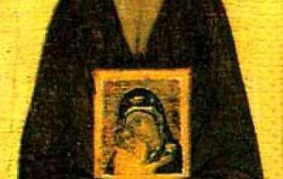 Cuviosul Ștefan Mărturisitorul este făcător de minuni