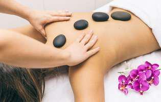 Relaxează-te cu ajutorul terapiei cu pietre vulcanice