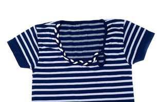 Cu ce porți bluza marinărească?