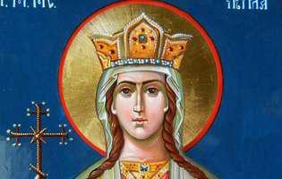 Sfânta Irina veghează la pacea noastră