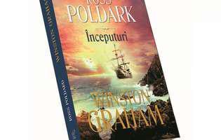 """Primul roman din seria Poldark: """"Începuturi"""" de Winston Graham"""