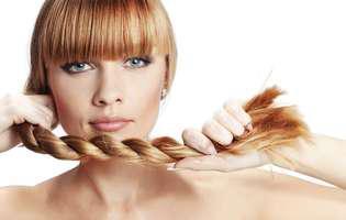 3 greșeli pe care le faci îți coafezi părul