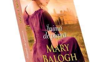 """Un duce cu """"o inimă de piatră"""", într-un roman de Mary Balogh"""