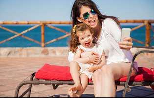 Cum poți fi o mamă singură... și fericită