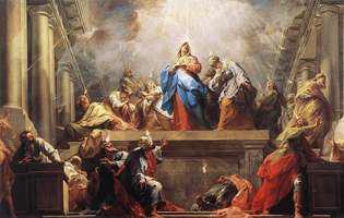 Calendarul Ortodox 2016. Astazi sarbatorim Pogorârea Sfântului Duh