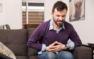 Otrăvire, toxiinfecţie (oboseală însoţită de diaree şi febră)