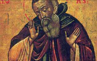 Calendarul Ortodox 2016: Astăzi este pomenit Cuviosul Sisoe, protectorul copiilor