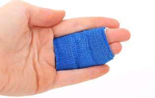 Sângerare abundentă (hemoragie) - tăieturi, răni