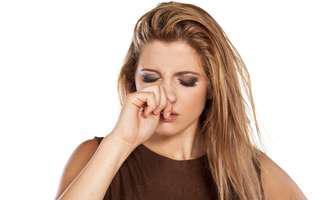 mâncărime de nas