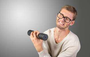 obosealăî musculară