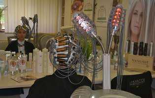 Oprește căderea părului cu ozonoterapie şi ionoterapie