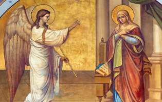 Calendarul ortodox 2016: Astăzi e celebrat Soborul Sfântului Arhanghel Gavriil, aducătorul de vești bune
