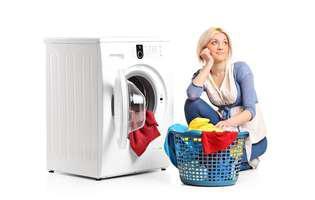cum faci economie când speli rufele