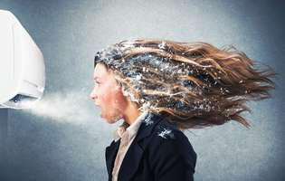 În ce condiții te poate îmbolnăvi aerul condiționat