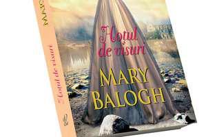 Hoțul de visuri, un încântător roman istoric de Mary Balogh