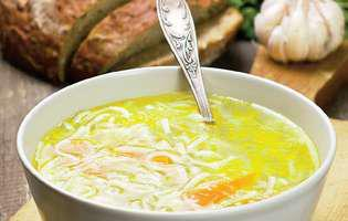 Supă de rață