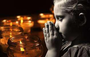 Rugăciunea pentru începutul anului școlar ajută elevii