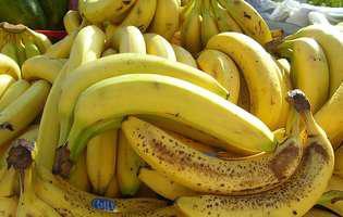 Coaja de banană, de ce nu trebuie să o aruncăm