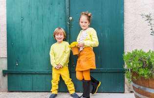 Ce haine cumperi pentru copii în prag de toamnă?