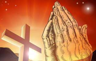 Rugăciunea la Sfânta Cruce