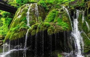 Cascada Bigăr, minunea din România. Unde se află și cum ajungem