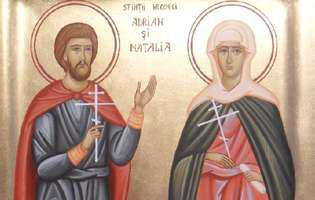 Calendar ortodox: Sfinții Adrian și Natalia îți feresc căsnicia de rele