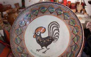 Ceramica de Horezu, vestită în întreaga lume