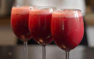 Sucul de sfeclă și măr care ajută la detoxifierea organismului
