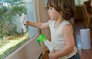Balsamul de rufe îți face casa să strălucească de curățenie