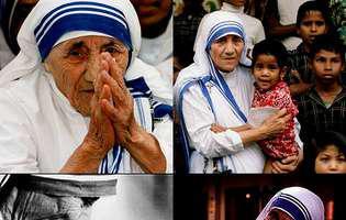 Maica Tereza, sanctificată de Biserica Catolică