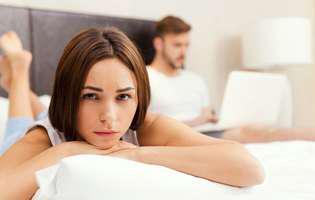 Vorbește cu partenerul tău dacă nu ești mulțumită de viața voastră sexuală