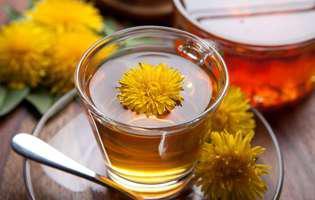 Păpădie te ajută în cura de detoxifiere după Sărbători