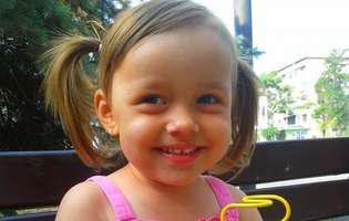 Ana-Maria Ciobanu este copilul Lunii August