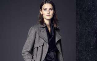 Cum se poartă o jachetă lungă de toamnă