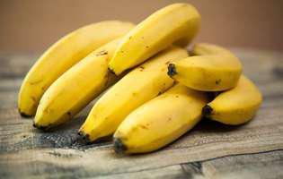 Mănâncă banane ca să slăbești. Află ce alte beneficii mai au
