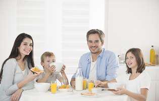 Micul dejun e deosebit de important pentru a avea energie
